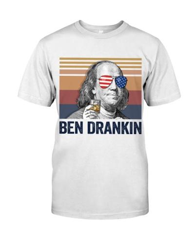 US DRINK BEN DRANKIN
