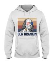 US DRINK BEN DRANKIN Hooded Sweatshirt thumbnail