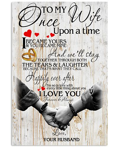 To My Wife - I Became Yours