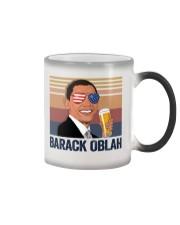 US DRINK BARACK OBLACK Color Changing Mug thumbnail