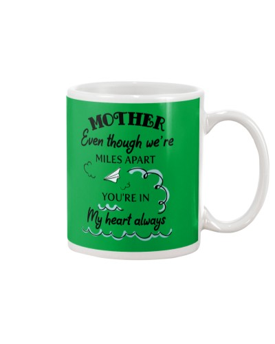 Mother You're In My Heart Always