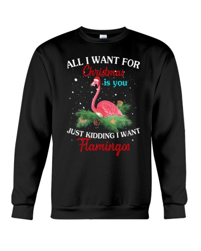 I Want Flamingos