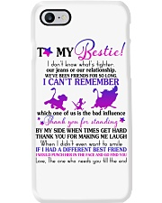 To My Bestie Phone Case thumbnail