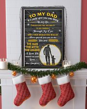 TO MY DAD POSTER 16x24 Poster lifestyle-holiday-poster-4
