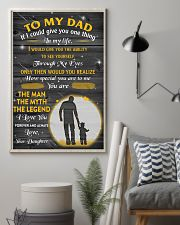 TO MY DAD POSTER 16x24 Poster lifestyle-poster-1