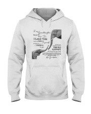 1 DAY LEFT - TO MY GRANDDAUGHTER ELEPHENTS Hooded Sweatshirt thumbnail