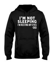 im not sleeping dad Hooded Sweatshirt thumbnail
