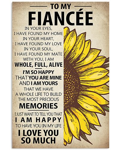 To My Fiancee In Your Eyes