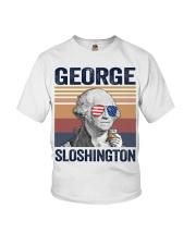 US DRINK GEOGRE SLOSHINGTON Youth T-Shirt thumbnail