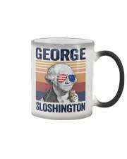US DRINK GEOGRE SLOSHINGTON Color Changing Mug thumbnail