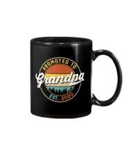 Grandpa promoted to est 2020 Mug thumbnail