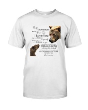 1 DAY LEFT - TO MY GRANDSON FROM GRANDMA BEARS Classic T-Shirt thumbnail