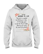mother in law woman Hooded Sweatshirt thumbnail