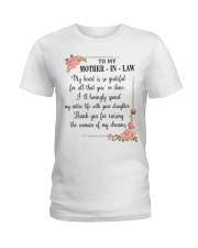 mother in law woman Ladies T-Shirt thumbnail