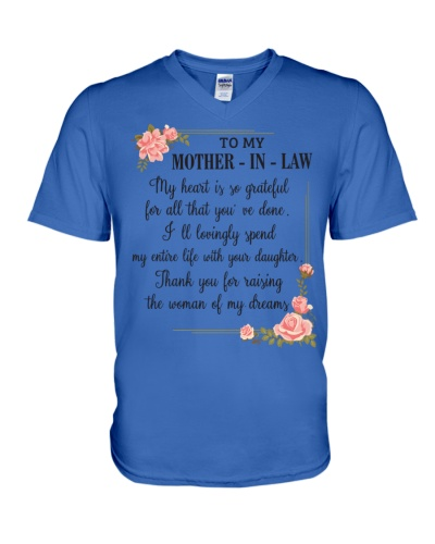 mother in law woman