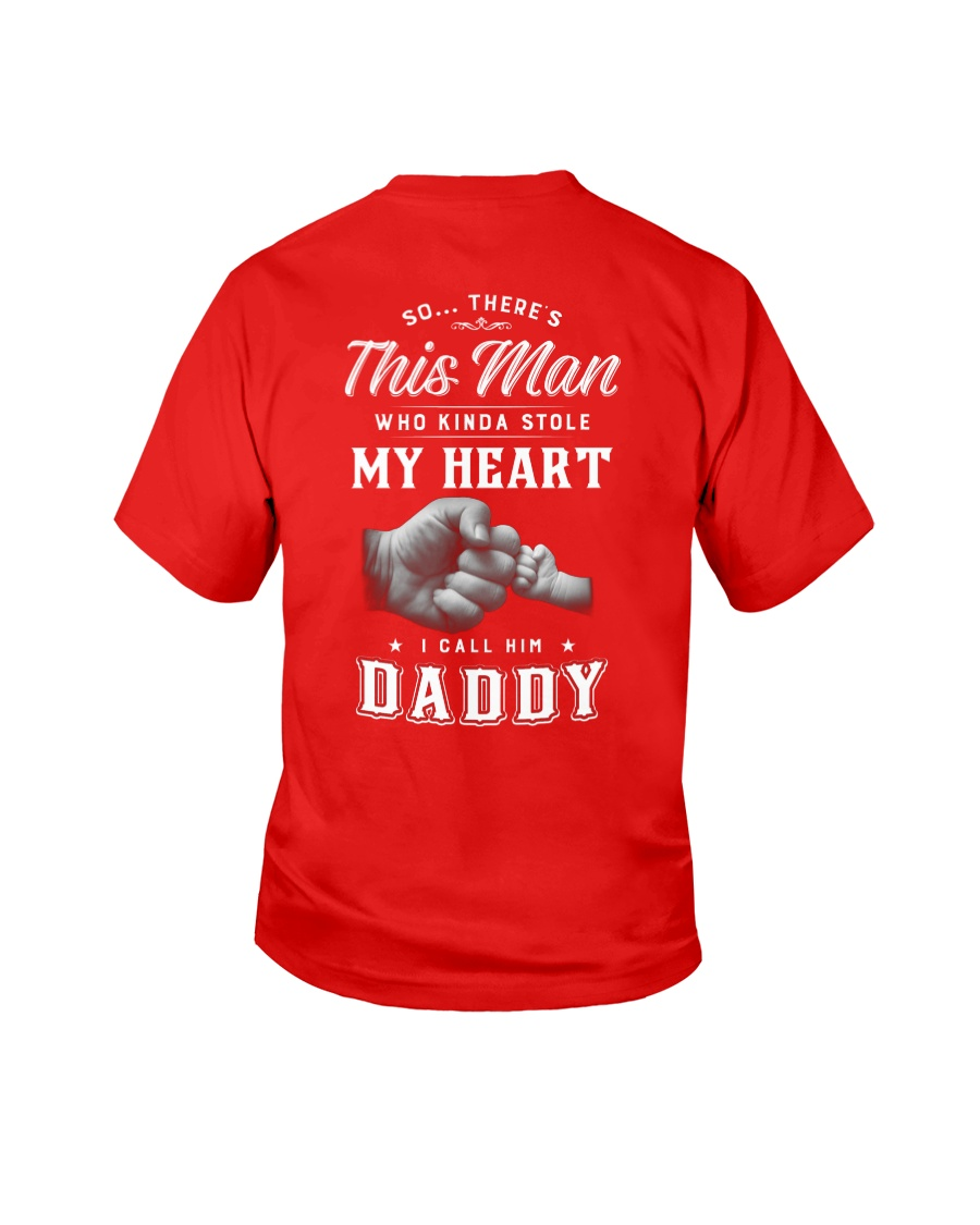 This Man Stole My Heart Youth T-Shirt