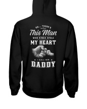 This Man Stole My Heart Hooded Sweatshirt thumbnail