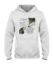 Meine Tochter Hooded Sweatshirt thumbnail