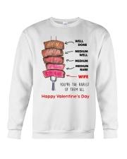 BBQ WIFE MUG Crewneck Sweatshirt thumbnail