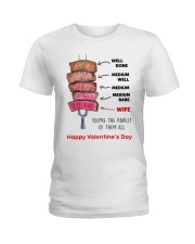 BBQ WIFE MUG Ladies T-Shirt thumbnail