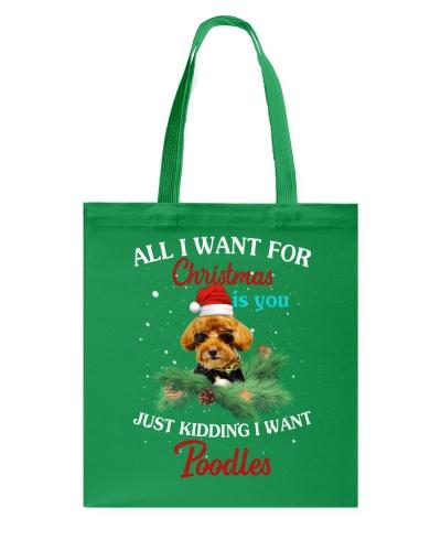 I Want Poodles