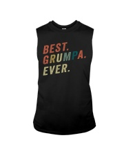 Best Grumpa Ever Sleeveless Tee thumbnail
