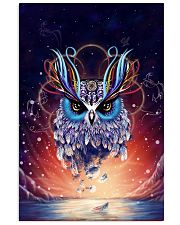 OWL COLORFUL 24x36 Poster front