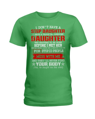 I Don't Have A Stepdaughter