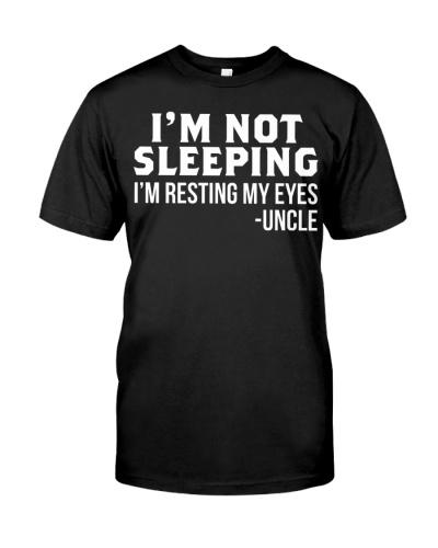 im not sleeping uncle