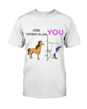 Happy Mother's Day - Mother-in-law - Unicorn Mug Classic T-Shirt thumbnail