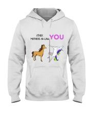 Happy Mother's Day - Mother-in-law - Unicorn Mug Hooded Sweatshirt thumbnail