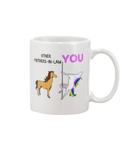 Happy Mother's Day - Mother-in-law - Unicorn Mug