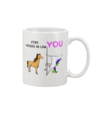 Happy Mother's Day - Mother-in-law - Unicorn Mug Mug front