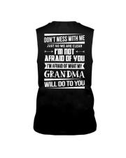 Don't mess with me grandma Sleeveless Tee thumbnail