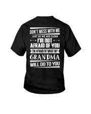 Don't mess with me grandma Youth T-Shirt thumbnail