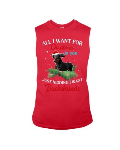 I Want Dachshunds