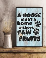Not A Home Without Paw Prints 16x24 Poster lifestyle-poster-3