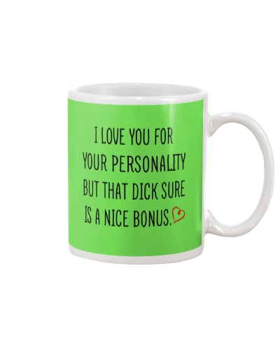 I Love You For Your Personality 2