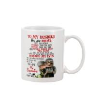 To My Husband Mug Mug front
