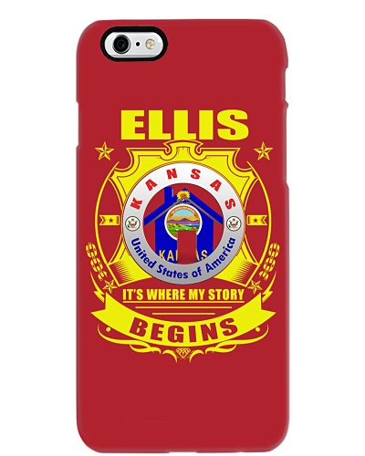 Ellis-KS love proud T-Shirt