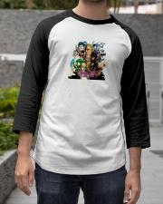 Future Boys 2 Punch Men Baseball Tee apparel-baseball-tee-lifestyle06