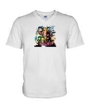 Future Boys 2 Punch Men V-Neck T-Shirt thumbnail