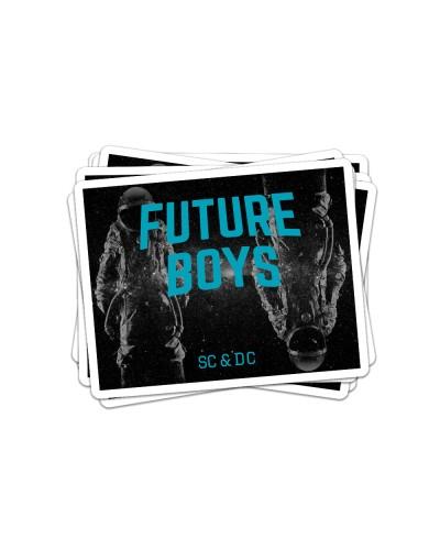Future Boys Lost In Space Stickers