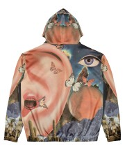 Family Vacation Men's All Over Print Hoodie back