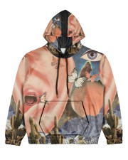 Family Vacation Women's All Over Print Hoodie thumbnail
