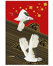 Original Japanese Crane Poster 24x36 Poster front