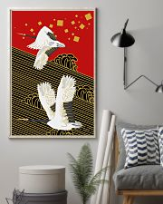Original Japanese Crane Poster 24x36 Poster lifestyle-poster-1