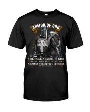 Armor of God Classic T-Shirt front