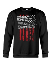 Guns Crewneck Sweatshirt thumbnail