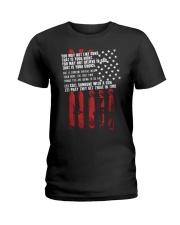 Guns Ladies T-Shirt thumbnail
